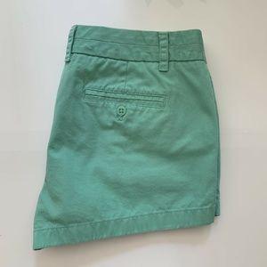 """J.Crew 3"""" Chino Shorts"""